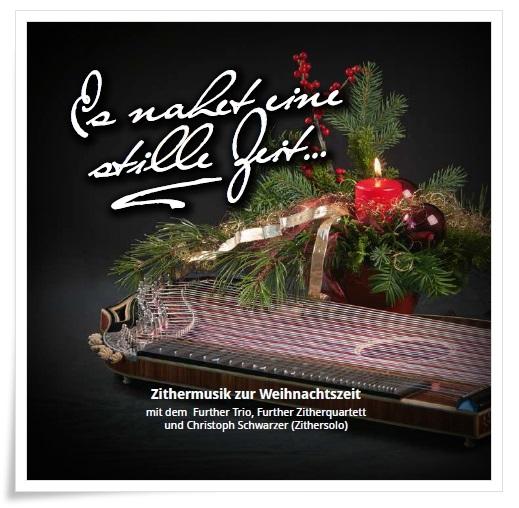 weihnachts cd es nahet eine stille zeit. Black Bedroom Furniture Sets. Home Design Ideas
